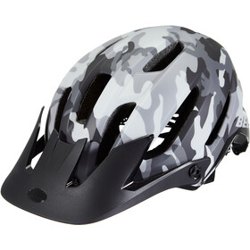 Bell 4Forty MIPS Helm matte/gloss black camo